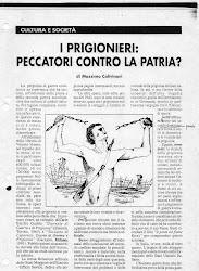 Prigionia di Guerra