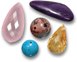 Shop for gemstone beads