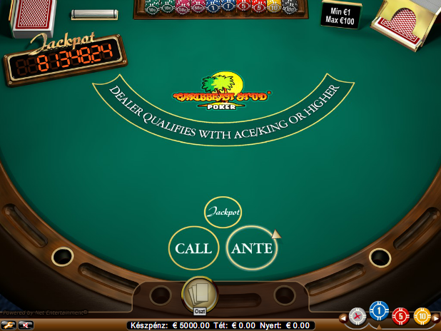 book of ra online casino caribbean stud