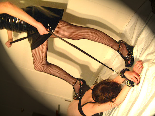 Possessed by dominatrix tg