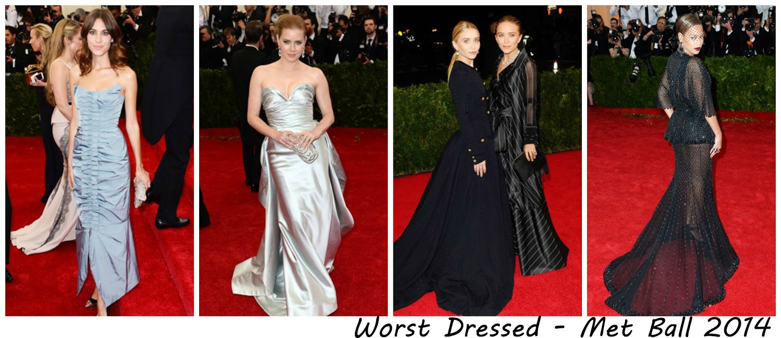 Best and Worst from The Met Gala 2014 on Lrsmth-Fashion.