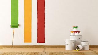 cara cat rumah yang bagus