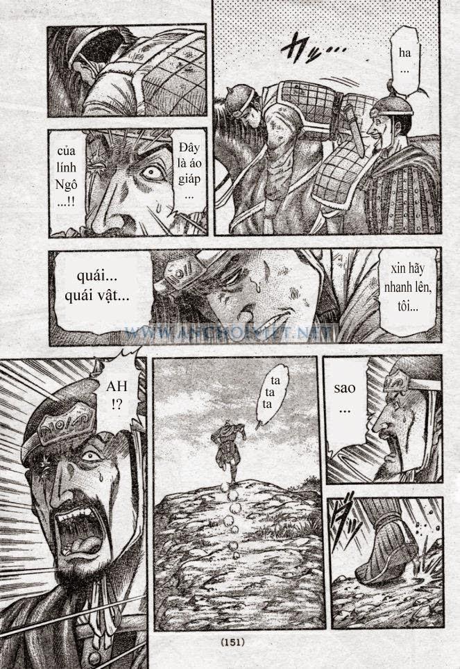 Chú Bé Rồng - Ryuuroden chap 159 - Trang 35