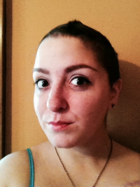 breast cancer awareness, breast cancer, growing your hair out after chemo, chemo