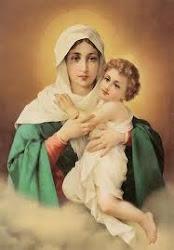 Oraciones a nuestra Madre