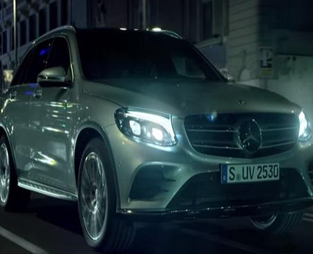Mercedes Benz Advert Song