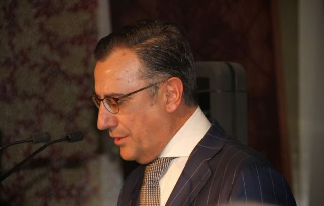 Ángel María Escolano. Presidente de Casino Gran Madrid. Blog Esteban Capdevila