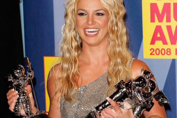 britney spears  MTV Video Music Award
