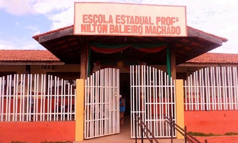 Escola Nilton Balieiro Machado