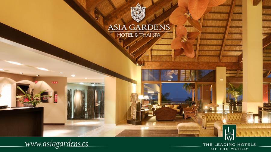 Hotel de lujo asia gardens hotel de lujo en espa a asia Hotel lujo sierra madrid
