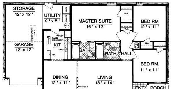Planos de casas modelos y dise os de casas planos de for Planos de casas de campo de un piso