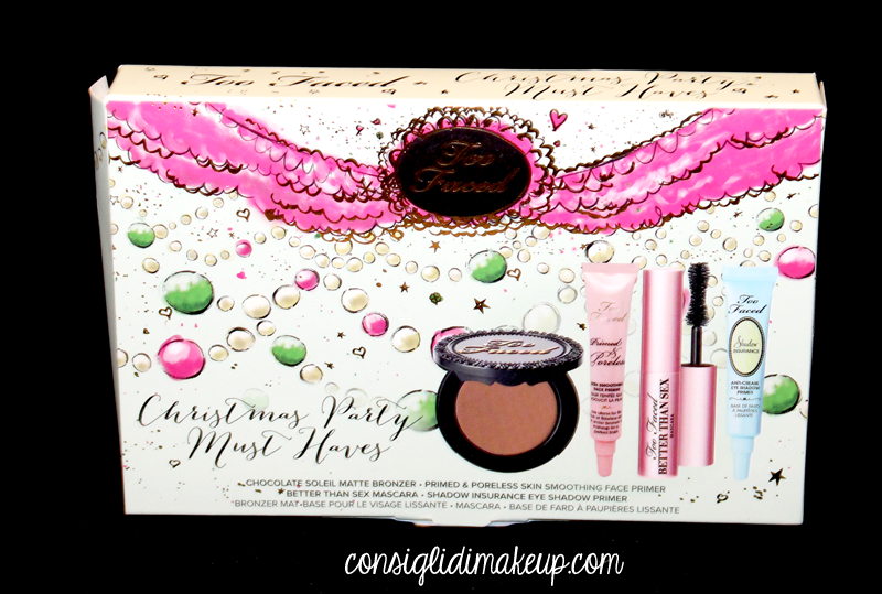 Review: Christmas Party Must Have - Too Faced [Idea Regalo Natale 2014]