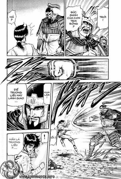 Chú Bé Rồng - Ryuuroden chap 27 - Trang 37