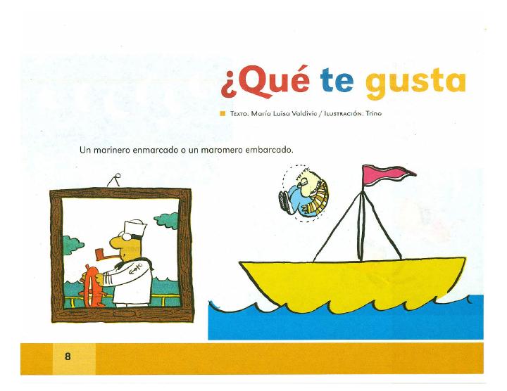 ¿Qué te gusta más? español lec 2do bloque 5/2014-2015