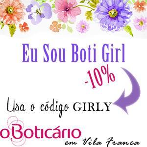 O Boticário em Vila Franca