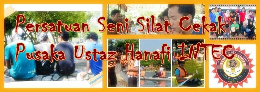 Persatuan Seni Silat Cekak Pusaka Ustaz Hanafi INTEC