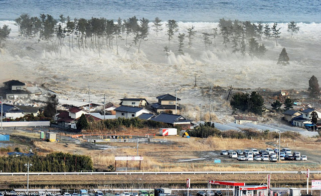 Japan 9.0 magnitude earthquake tsunami
