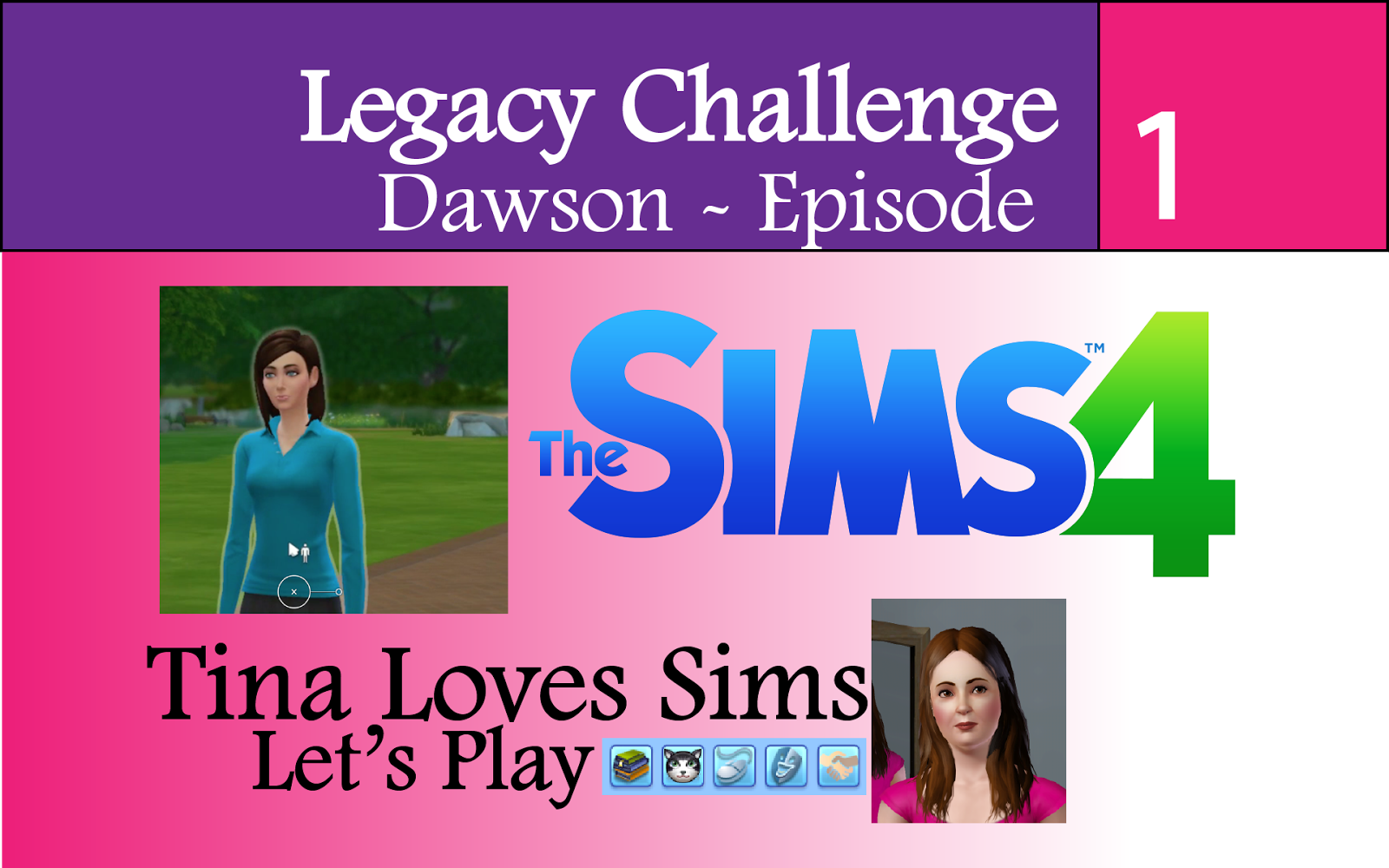 Sims 4 Legacy Challenge