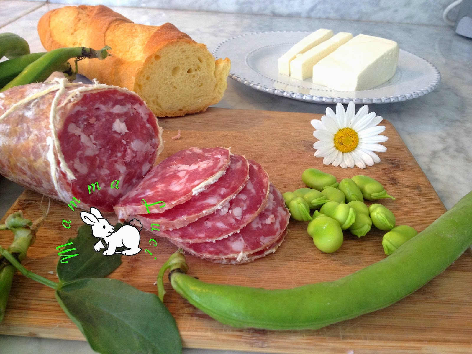 #fave e salame