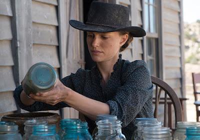 Natalie Portman em  Jane Got a Gun