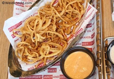 Smashburger Onion Rings
