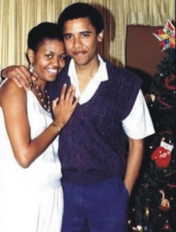 Welcome to Davies Angela Blog: Obama and Michelle in their ...