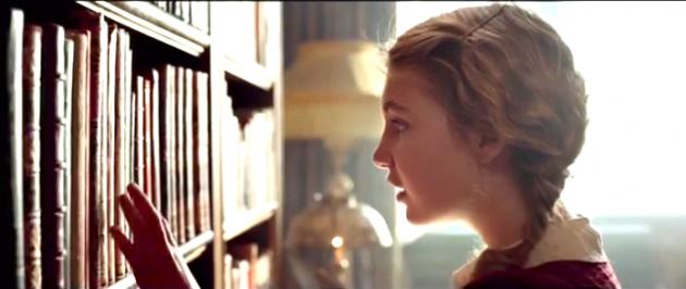 Cinematura - A Menina que Roubava Livros