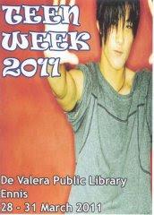 Teen Week 2011