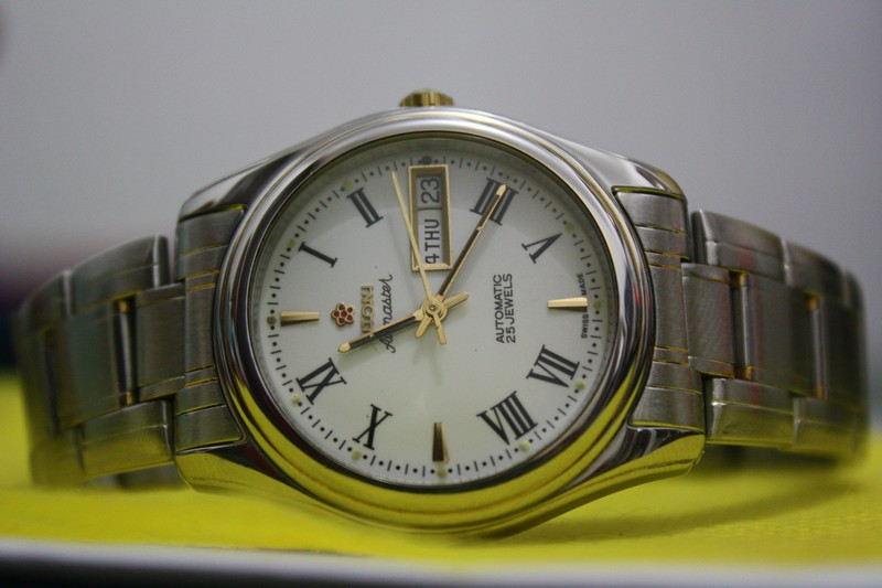 Часы orient 25jewels