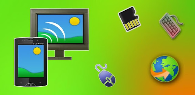 Android remote control PC