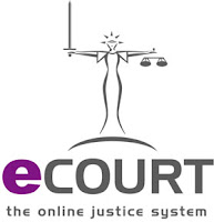 Office Of The District Judge, Koraput, e-Courts, Odisha, 12th, High Court, Clerk, e-court logo