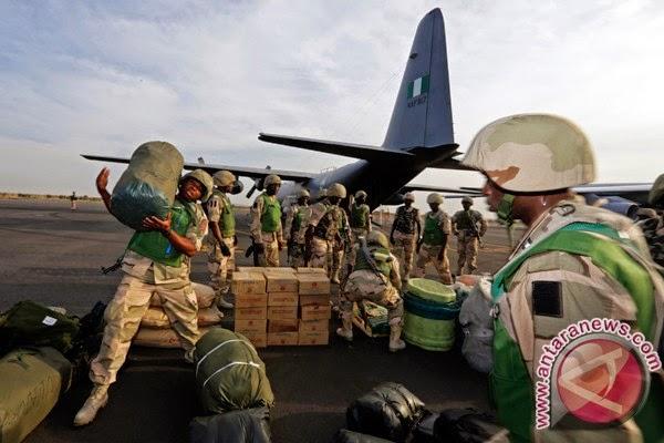 Tentara Nigeria berjuang rebut kota yang dikuasai Boko Haram