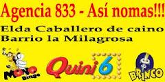 Agencia 833 - Así nomas