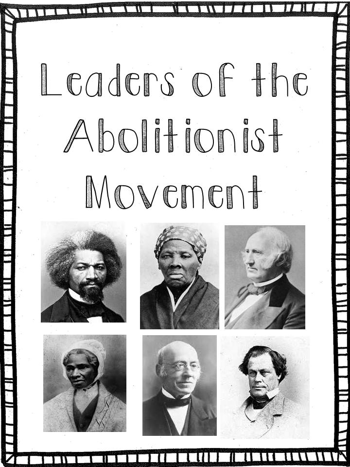 a comparison of the black abolitionists and the white abolitionists movements Abolitionist holidays, respectability, and radical interracial reform between and within groups of white and black abolitionists in comparison with.