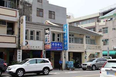 台南市民権路