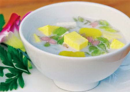 Vienamese Drink - Vietnamese Sweetened Porridge