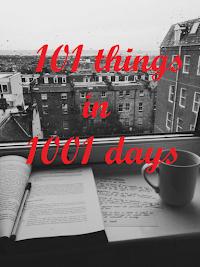 101 cosas en 1001 días
