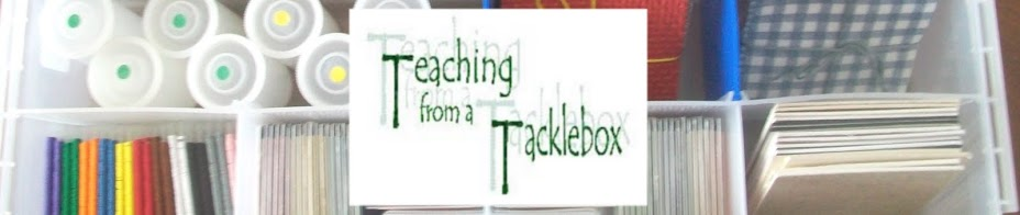 Teaching from a Tackle Box