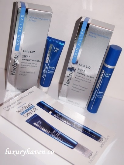 neotrata skin active line lift review