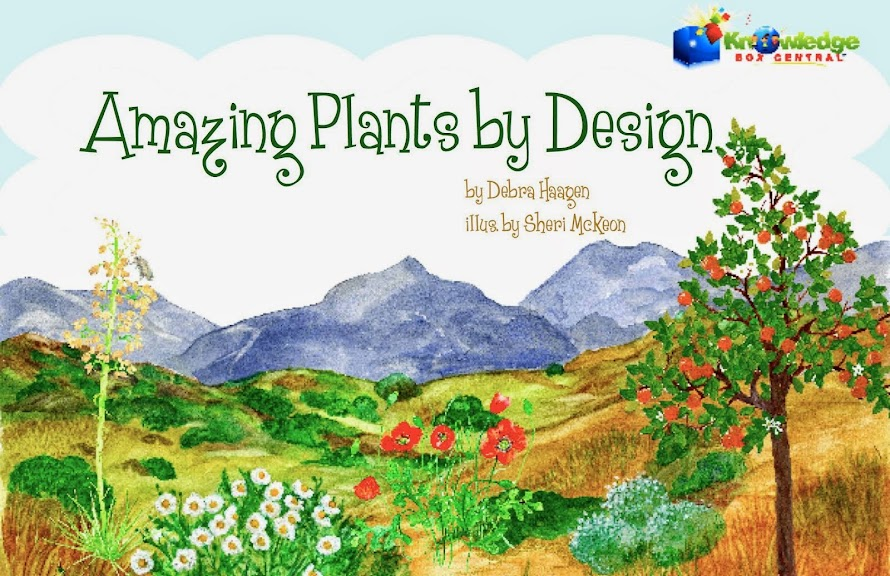 Amazing Plants by Design!