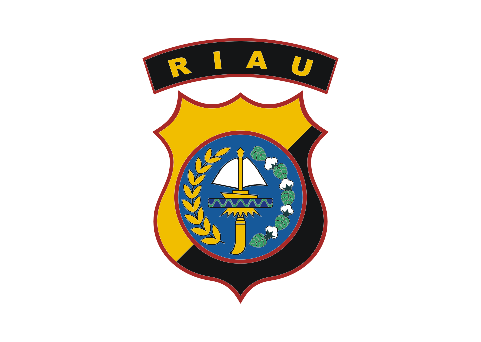 Download Logo Polda Riau Vector