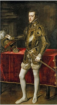 Prado, Titian, Phillip 2