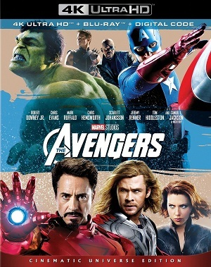 Os Vingadores 4K Ultra HD Torrent