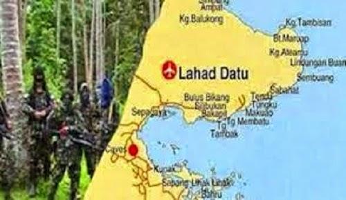 GEMPAR LAHAD DATU Serangan Hendap 6 Mayat Polis Menggerikan Ketika Ditemui