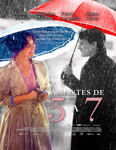Ver Amantes de 5 a 7 (5 to 7) (2014) Online