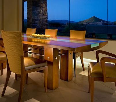 Fotos de comedores mesas para comedor for Comedores de madera baratos