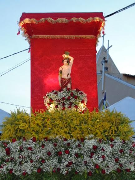 Oração de São Sebastião.
