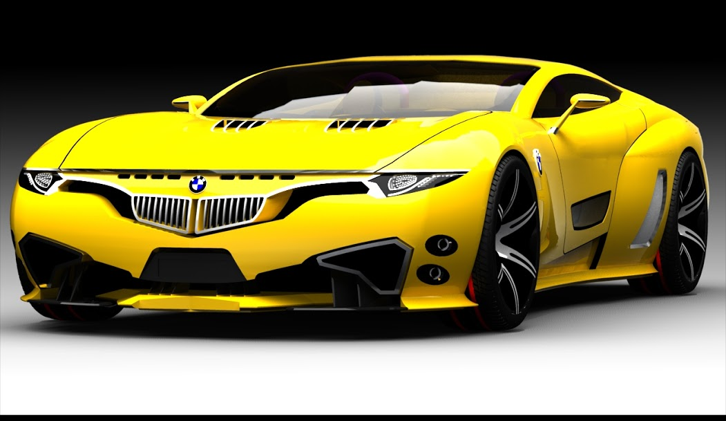Automobile Trendz Bmw Flash Concept