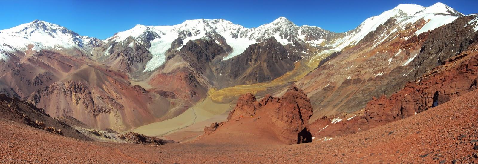 Especial Cordon la Ramada y Cerro Mercedario