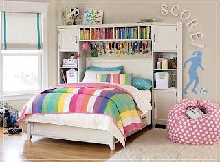Bedroom Design Decor: Cool Bedroom Ideas For Teenage Girls 2012